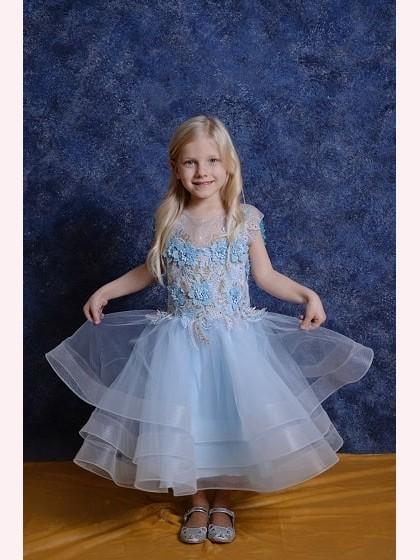 Vaikiška suknelė V001