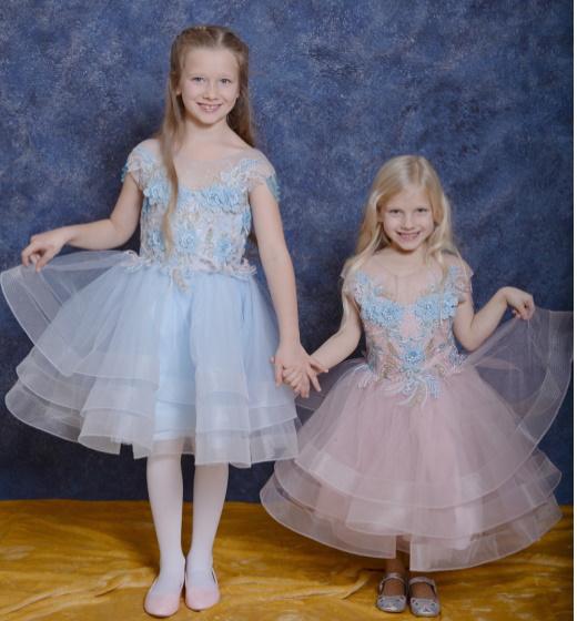 Proginės suknelės mergaitėms