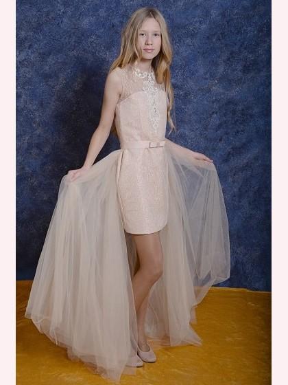 Vaikiška suknelė V002