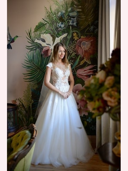 Vestuvinė suknelė VS0007