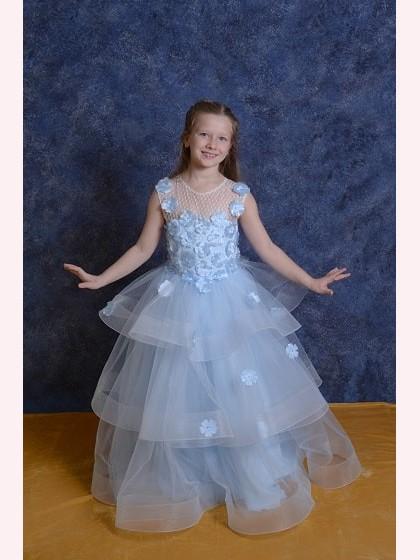 Vaikiška suknelė V011