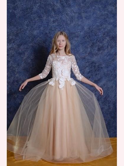 Vaikiška suknelė V008