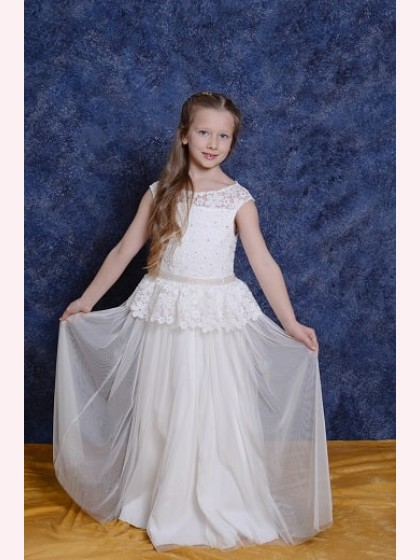 Vaikiška suknelė V003