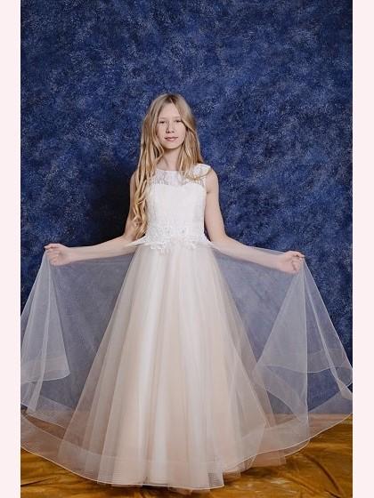 Vaikiška suknelė V004