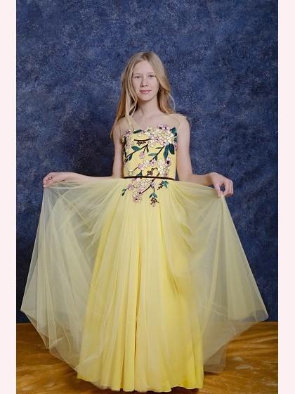 Vaikiška suknelė V009