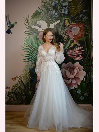 Vestuvinė suknelė VS0001