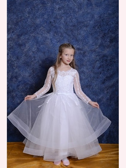Vaikiška suknelė V006