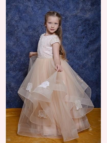 Vaikiška suknelė V010